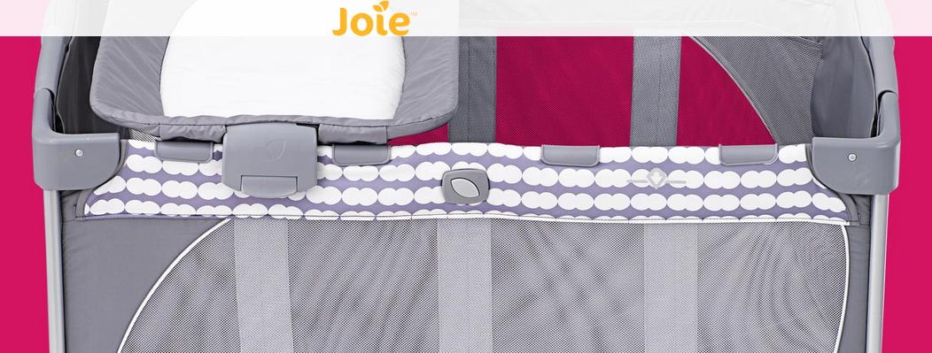 манежи и кроватки Joie
